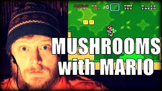 ASMR - A Psychedelic Trip to Super Mario World -  Male Voice Whispering