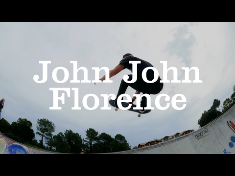 John John Florence quebrando de skate