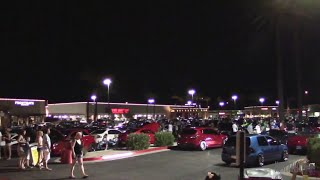 McDonald's weekly Car Show at Scottsdale Pavillions
