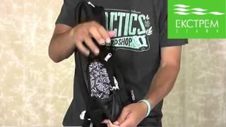 видео Рюкзак Dakine для скейта