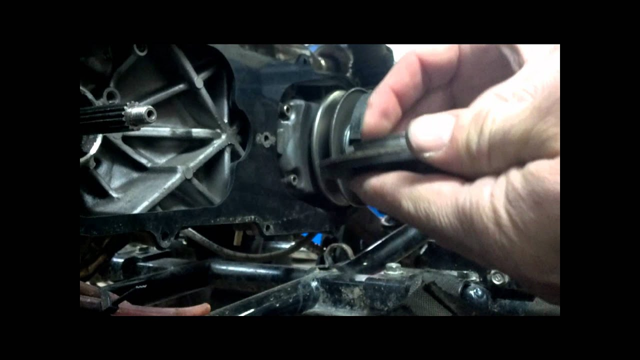 apex drr drx mini quad atv slipper clutch install cvt 70 90 50 [ 1920 x 1080 Pixel ]
