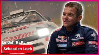 Jeux vidéo à la demande de SFR - interview exclusive de Sébastien Loeb sur Sébastien Loeb Rally EVO