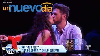 On Your Feet, el musical sobre la vida de Gloria Estefan | Un Nuevo Día | Telemundo