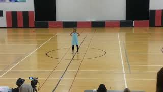 Solo Dance Competition 2018 Willow by Jasmine Thompson