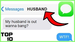 Top 10 Dumbest Text Messages - Part 14