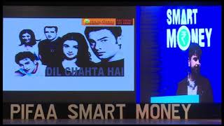 Lecture on smart investments by Mr Ashish Somaiyya at SMART MONEY SEMINAR organised by PIFAA
