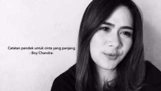 Video Catatan Pendek untuk Cinta yang Panjang - Boy Chandra download MP3, 3GP, MP4, WEBM, AVI, FLV Mei 2018