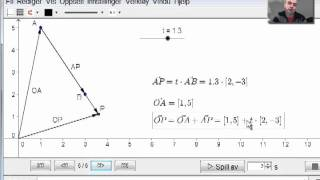 kap 8.7 - Parameterfremstillinger