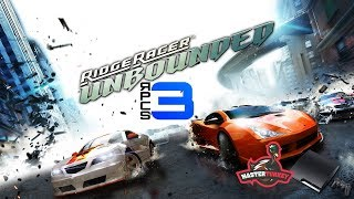 Ridge Racer Unbounded - RPCS3 TEST 3 (In-Game / Improvements)
