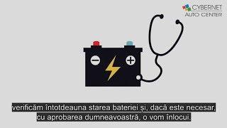 Descoperă avantajele bateriilor originale ŠKODA la Cybernet Auto Center!
