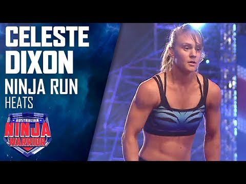 Celeste Dixon's shock fail | Australian Ninja Warrior 2019
