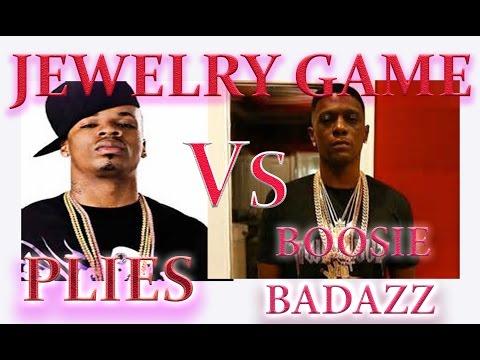 Jewelry Game : Lil Boosie vs Plies
