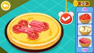 Game Kafe atau Restoran Panda - Game yang sangat keren buat anak anak | Ayo mainkan gamenya *Babybus