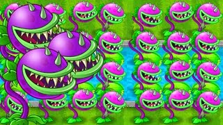 CHOMPER in Plants vs Zombies 2 PC Gameplay
