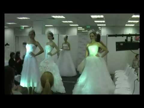 Показ свадебных платьев Olga Sposa