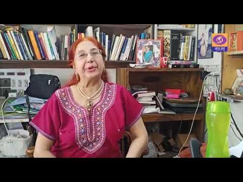 Amita Dutta -- Corona Awareness