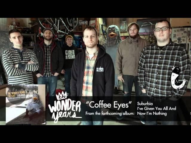 the-wonder-years-coffee-eyes-hopelessrecords