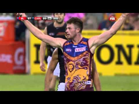 Chris Yarran reported - AFL