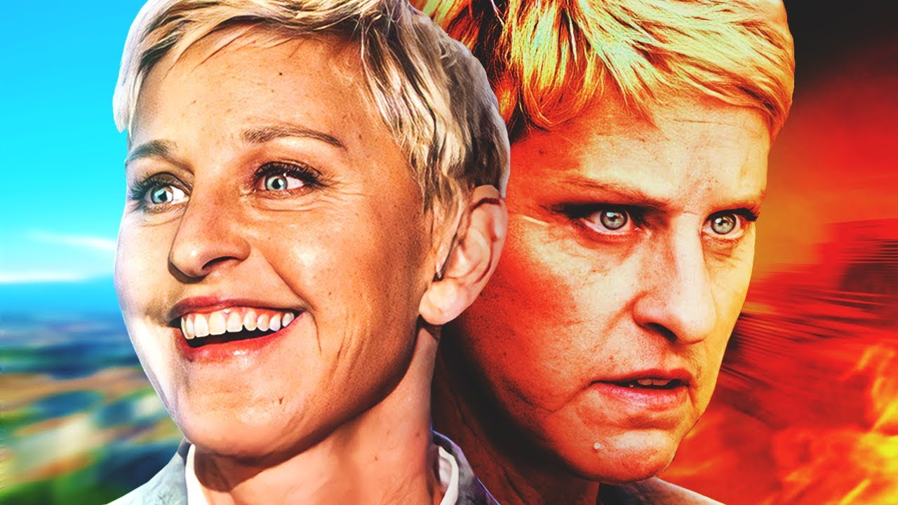 The Real Ellen - The Bitter Truth Behind The Daytime Icon | TRO