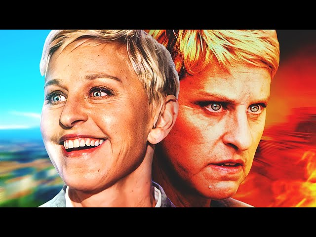 The Real Ellen - The Bitter Truth Behind The Daytime Icon | TRO Standard quality (480p)
