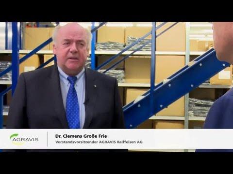 AGRAVIS Raiffeisen AG stark in schwierigem Markt