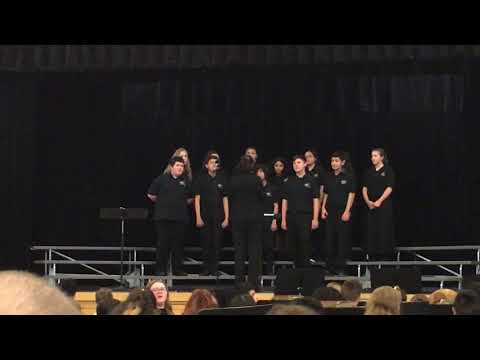 Rachel platten fight song Ron Russell Middle School concert