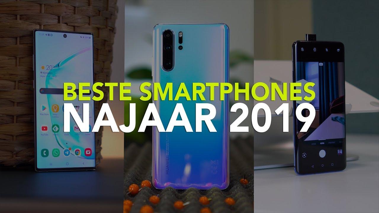 Koopgids: dit zijn de allerbeste Android smartphones van najaar 2019