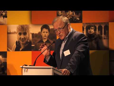 ThinkForest president Göran Persson concluding the ThinkForest COP21 event, Climate policy targets: how can European forests contribute? This event was ... Author : EuropeanForest