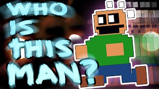 The Green Shirt & Blue Jeans Guy || Five Nights At Freddy