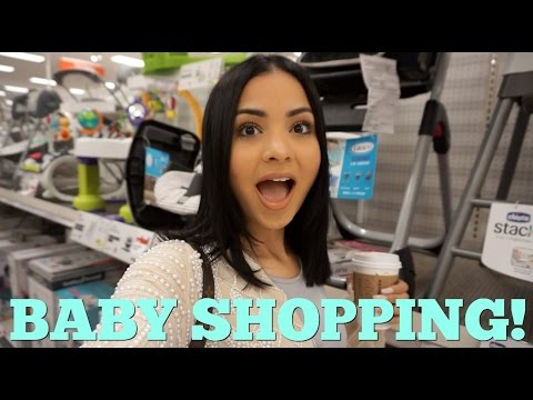 Shopping for baby furniture! | Diana Saldana