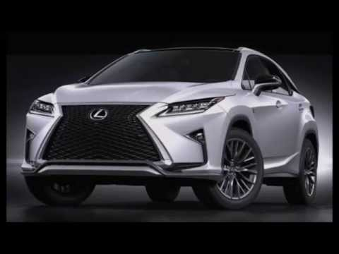Lexus rx model year changes