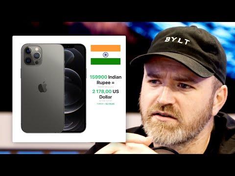 iPhone 12 Pricing in India...