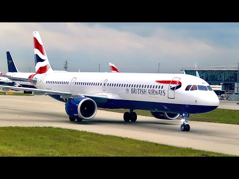 Flight Report | British Airways | A321-200 | Flight BA146 | Amman to London | Economy Class