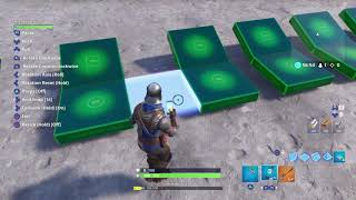 Fortnite MUSIC BLOCK TUTORIAL - Maroon 5 - Ragazze come te ft. Cardi B