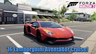 Download Forza Horizon 3 Lamborghini Aventador Sv Videos