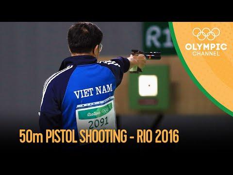Shooting: Men's 50m