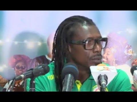Attaque terroriste au Burkina : Aliou Cissé rassure