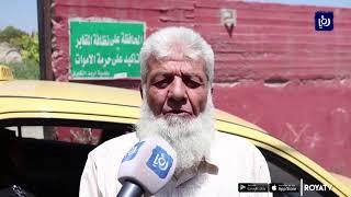 اعتداءات على مقبرة في إربد - (6-9-2019)