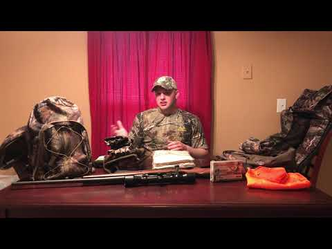 Deer Hunting Basics.