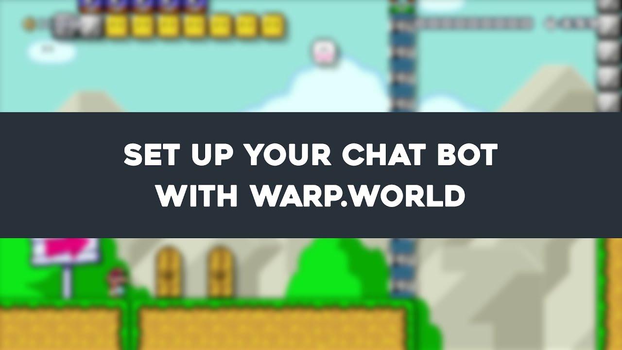 Warp World - Mario Maker Queue System for Twitch Streams