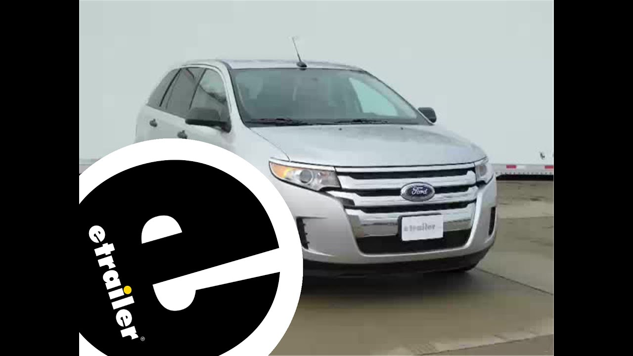 2014 ford escape trailer wiring harness not lossing wiring diagram • installation of a trailer wiring harness on a 2013 ford edge rh com 2014 ford escape trailer hitch wiring harness 2013 ford escape trailer wiring