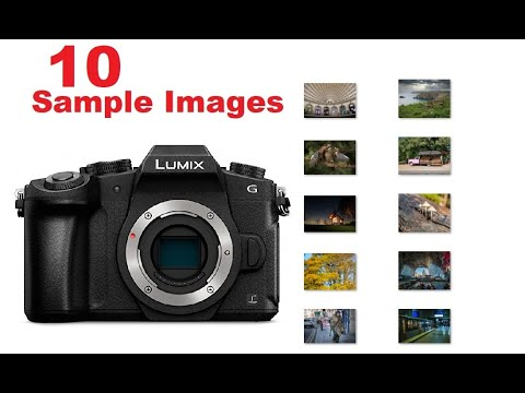 Panasonic G85 Sample Images [ Photo Gallery ] Camera For Vlogging, Film Making, And Photography
