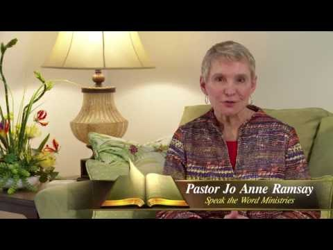 Welcome from Pastor Jo Anne Ramsay  Speak the Word Ministry