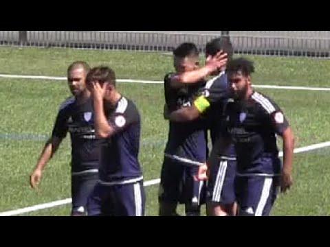 CS Interstar GE   FC Sierre, les highlights
