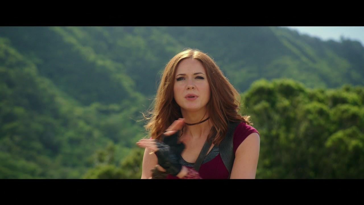 Джуманджи: Зов Джунглей - Trailer