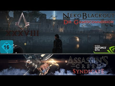 Let's Stream Assassin's Creed Syndicate [1080/60/Ultra/Uncut] #038 Die Gamescommission