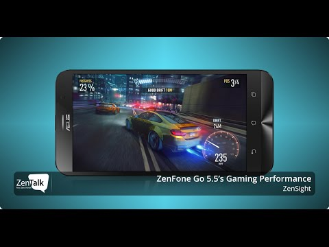 [ZenTalk] ZenFone Go 5.5's Gaming Performance