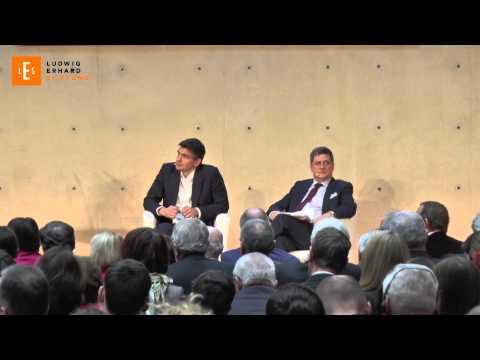 Matt Brittin & Roland Tichy – Diskussion