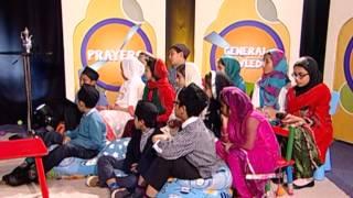 Kids Time: Programme 28 (English & Urdu)