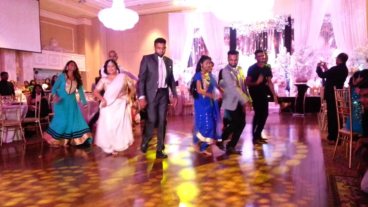 Saibruntha & Piratheeban\'s Wedding Reception Dance - Sep. 19., 2015 ...